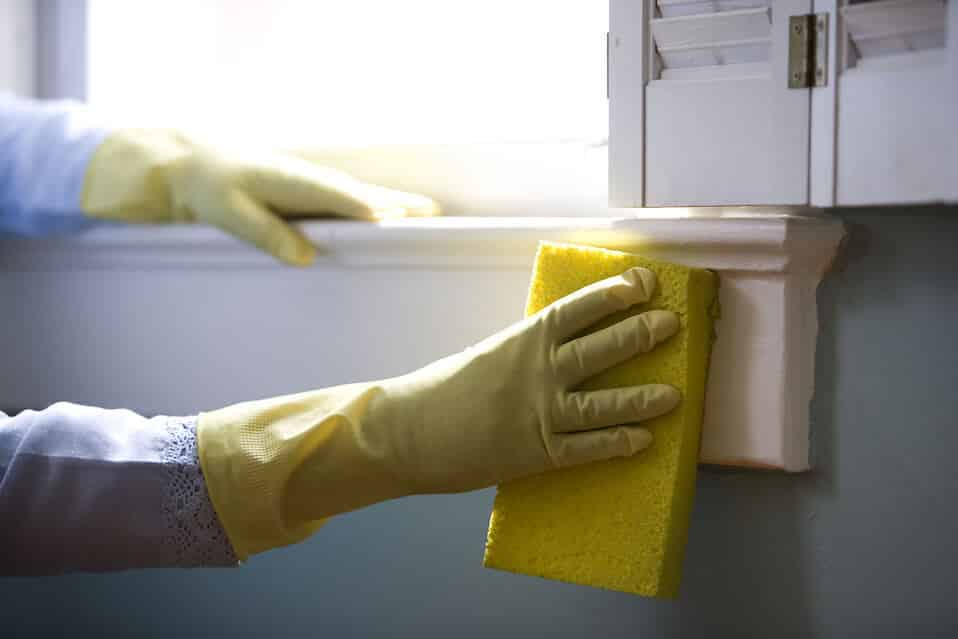 house cleaning services at Orlando